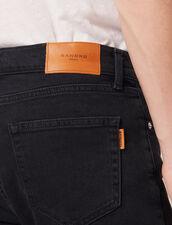 Jeans Neri Destroy - Skinny : Copy of Tutta la Selezione colore Nero