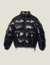Doudoune over size : LastChance-IT-H40 couleur Noir