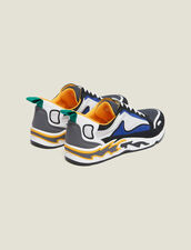 Flame sneaker : Tutte le Scarpe colore Cachi