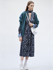 Cardigan Hoodie Bi-Matière : LastChance-FR-FSelection couleur Vert
