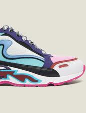 Flame Sneaker : Tutte le Scarpe colore Miami