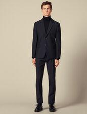 Veste de costume classique : LastChance-IT-H50 couleur Marine