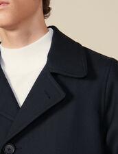 Cappotto Da Città : Trench & Cappotti colore Blu Marino