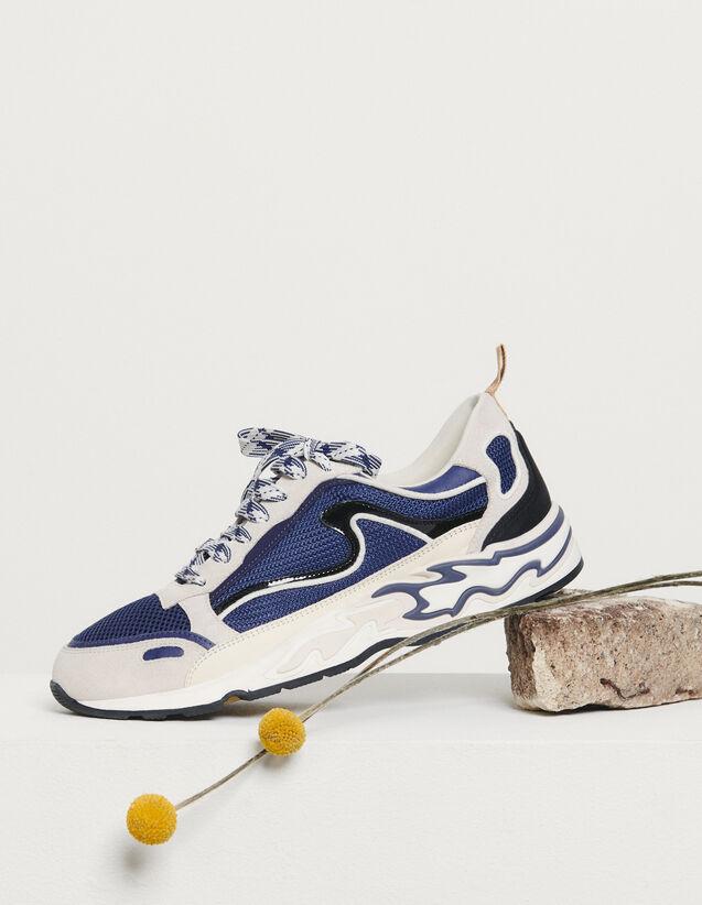 Sneaker Flame : Tutte le Scarpe colore Deep Navy