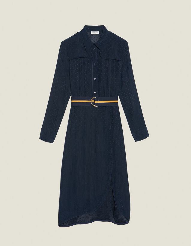 Robe Chemise Longue : LastChance-FR-FSelection couleur Marine