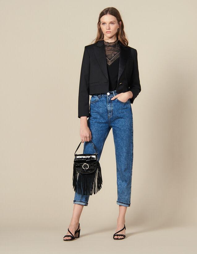 Blazer Court : LastChance-ES-F50 couleur Noir
