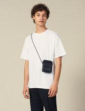 T-Shirt In Cotone : Collezione Inverno colore Nero