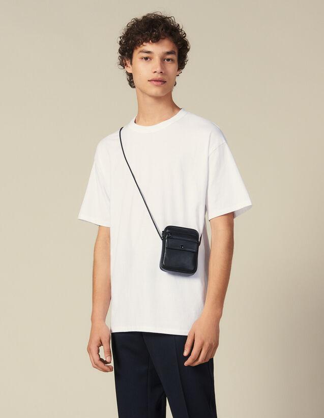 T-Shirt In Cotone : Collezione Inverno colore Bianco