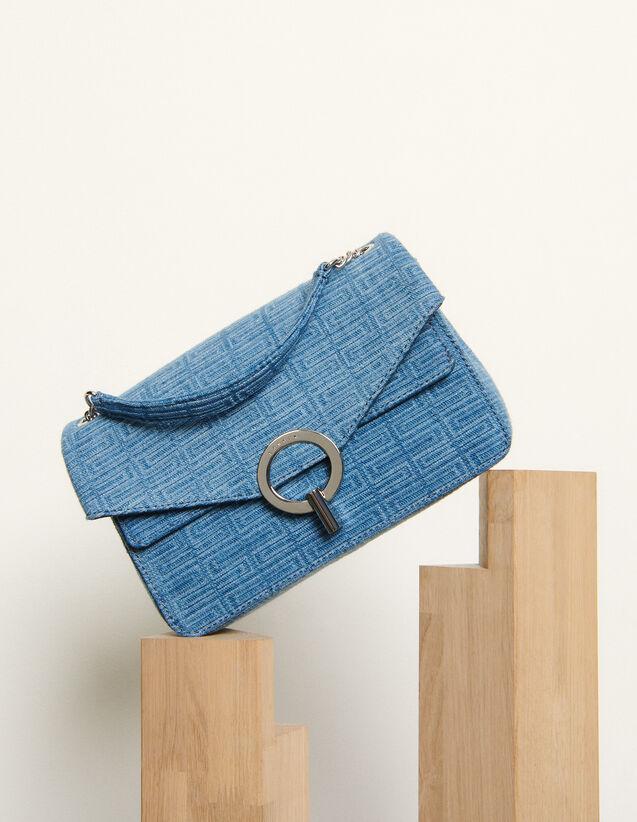 Sac Yza : Sacs & Accessoires couleur Denim