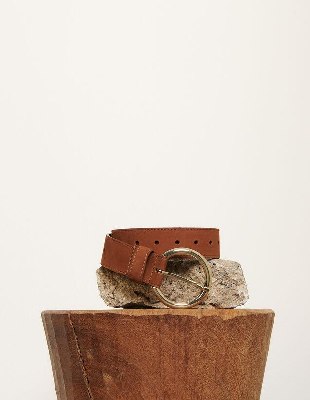 Cintura in pelle : L'intera collezione Invernale colore Havane