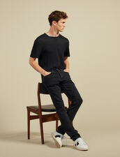 Jeans neri - Skinny : Jeans colore Black - Denim