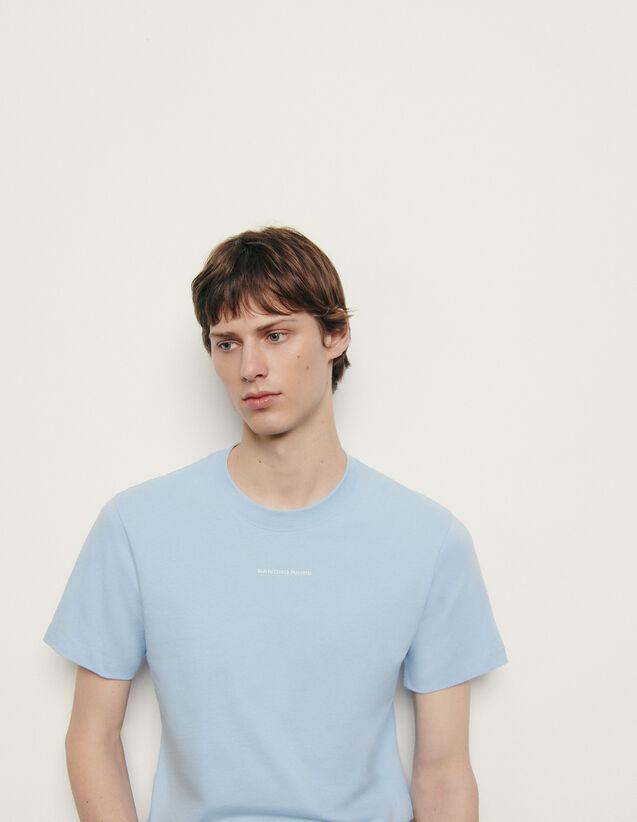 T-shirt in cotone biologico : L'intera collezione Invernale colore Arancio