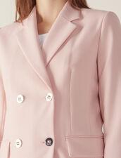 Giacca Da Tailleur Coordinata : null colore Rosa