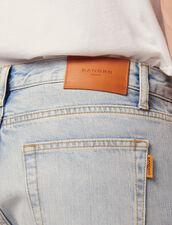 Jeans Délavé Chiari - Slim : LastChance-CH-HSelection-Pap&Access colore Blue Vintage - Denim