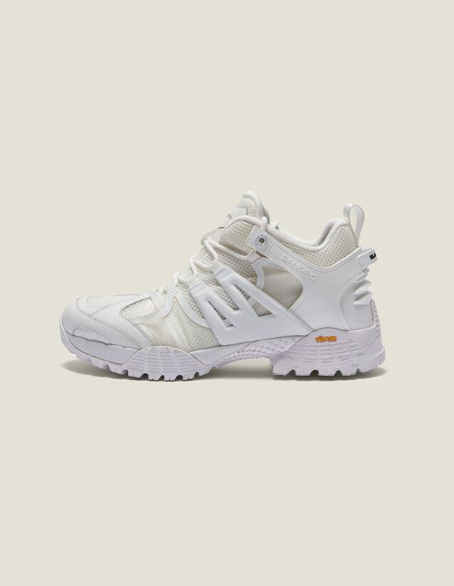 Hiking Shoes : Scarpe colore Bianco