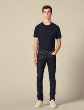 Jeans skinny grezzi : Jeans colore Brut - Denim