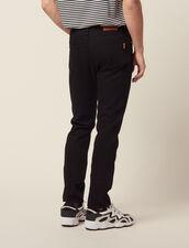 Jeans Slim In Tela Di Cotone : LastChance-CH-HSelection-Pap&Access colore