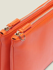 Pochette Addict : null couleur Orange
