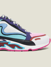Baskets Flame : Toutes les Chaussures couleur Miami