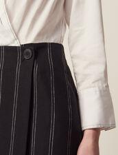 Robe 2 En 1 En Coton : LastChance-FR-FSelection couleur Ecru