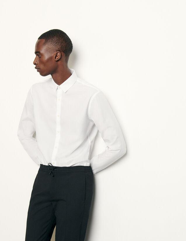 Camicia no stiro : Camicie colore Blu Marino