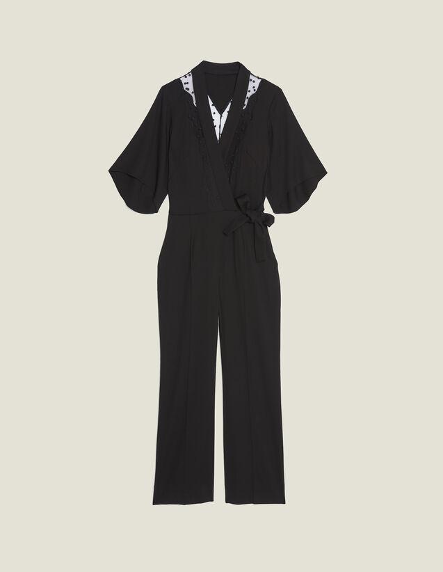 Tuta Pantalone Scaldacuore : null colore Nero