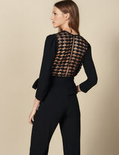 Tuta Pantalone Scaldacuore : Tute colore Nero