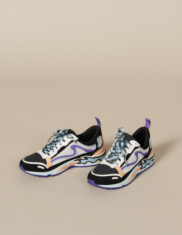 Sneaker Flame : Tutte le Scarpe colore Ciel