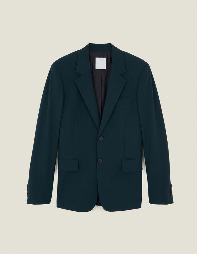 Giacca Da Completo : L'intera collezione Invernale colore Vert foncé
