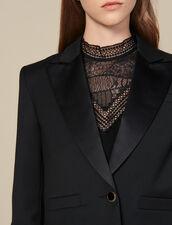Blazer Corto : Giacche & Giubbotti colore Nero