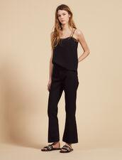 Pantaloni Rudolphe : LastChance-FR-FSelection colore Nero