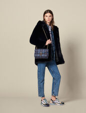 Borsa Yza In Tweed : Tutte le Borse colore Multicolore