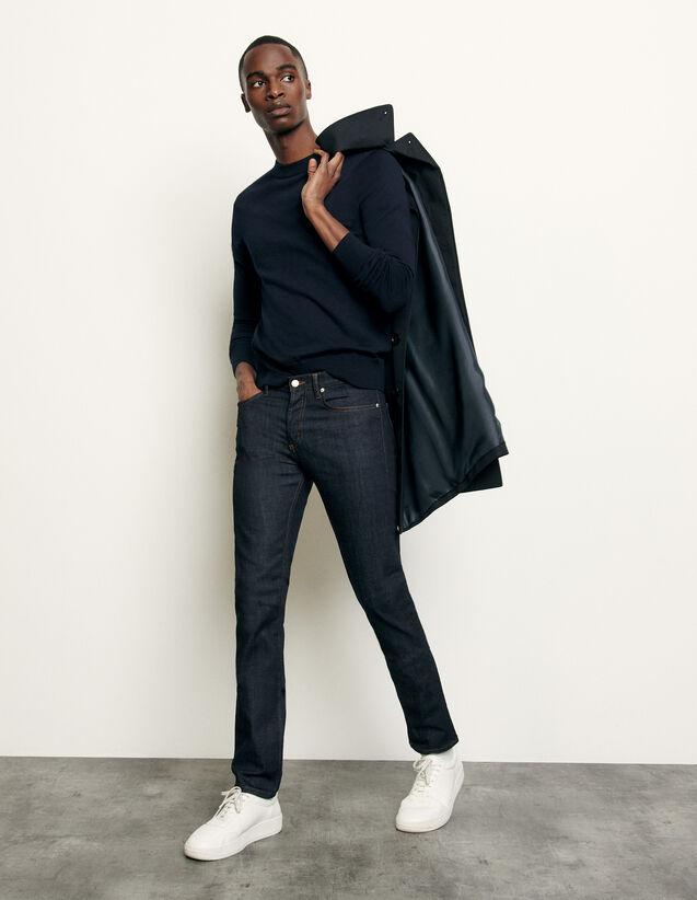 Jeans grezzi - Slim : Jeans colore Brut - Denim