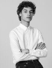 Camicia Formale No Stiro : Camicie colore Bianco