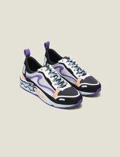 Basket Flame : Toutes les Chaussures couleur Ciel