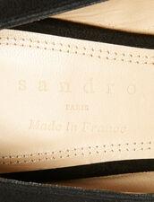 Décolleté con scollo a V : Tutte le Scarpe colore Nero