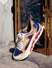 Baskets Flame : Toutes les Chaussures couleur Kaki