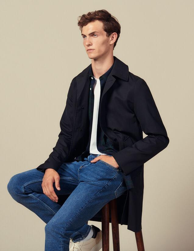 Cappotto da città : L'intera collezione Invernale colore Blu Marino