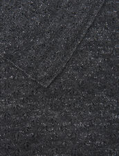 Sciarpa in lurex : FBlackFriday-FR-FSelection-ACCESS colore Grigio Scuro