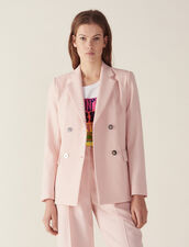 Veste De Tailleur Assortie : LastChance-FR-FSelection couleur Rose