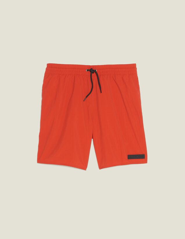 Costume Da Bagno Corto : Sélection Last Chance colore Arancio