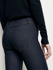 Jeans Ulrick : Jeans colore Brut - Denim