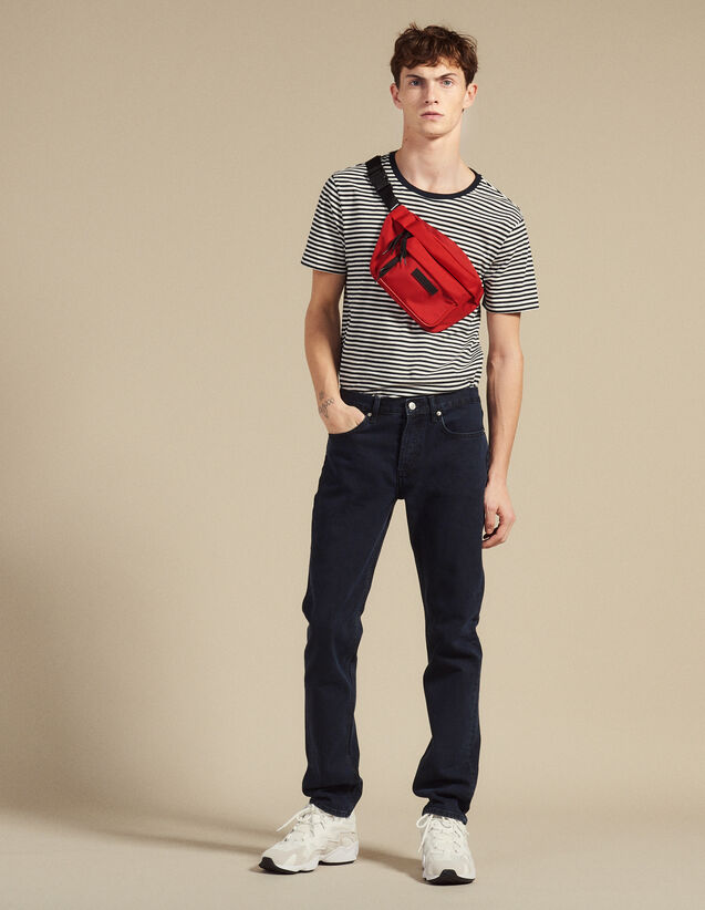 Jeans Linea Dritta : Jeans colore Indaco
