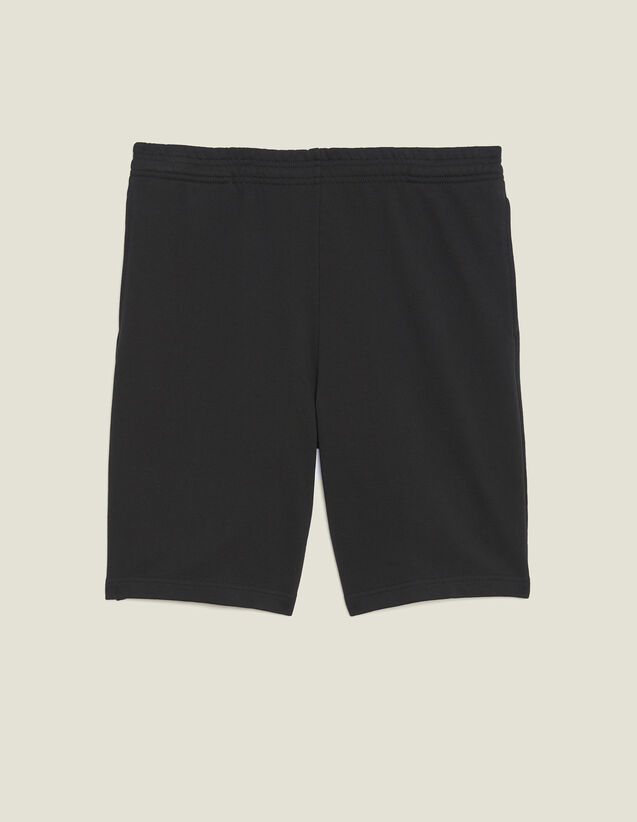 Pantaloncini In Jersey : Sélection Last Chance colore Nero