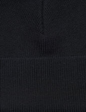 Berretto Misto Lana : Guanti & Berretti colore Nero