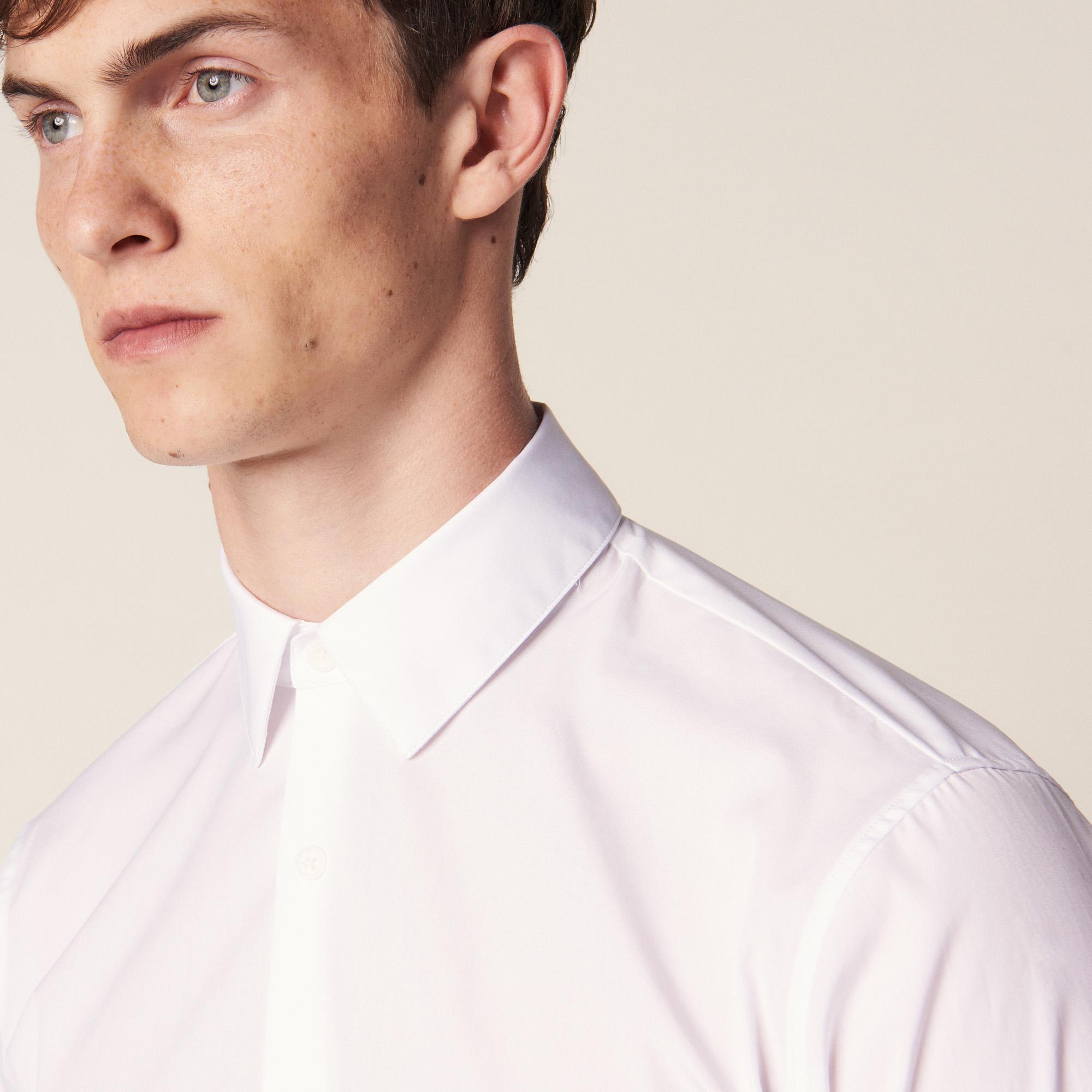 Camicia in cotone : Collezione Estiva colore Bianco