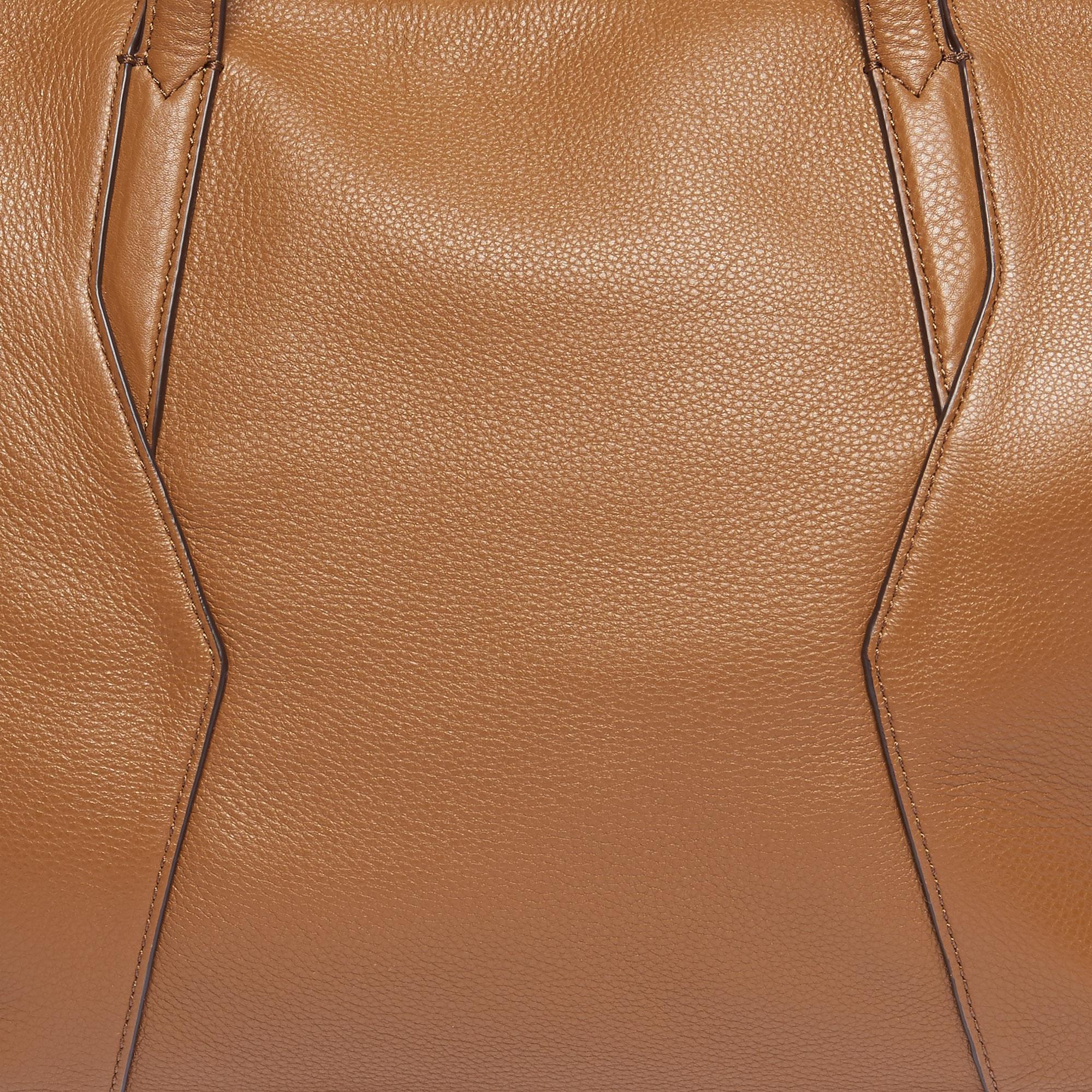 Borsa Yza Tote con zip : Collezione Estiva colore Alezan