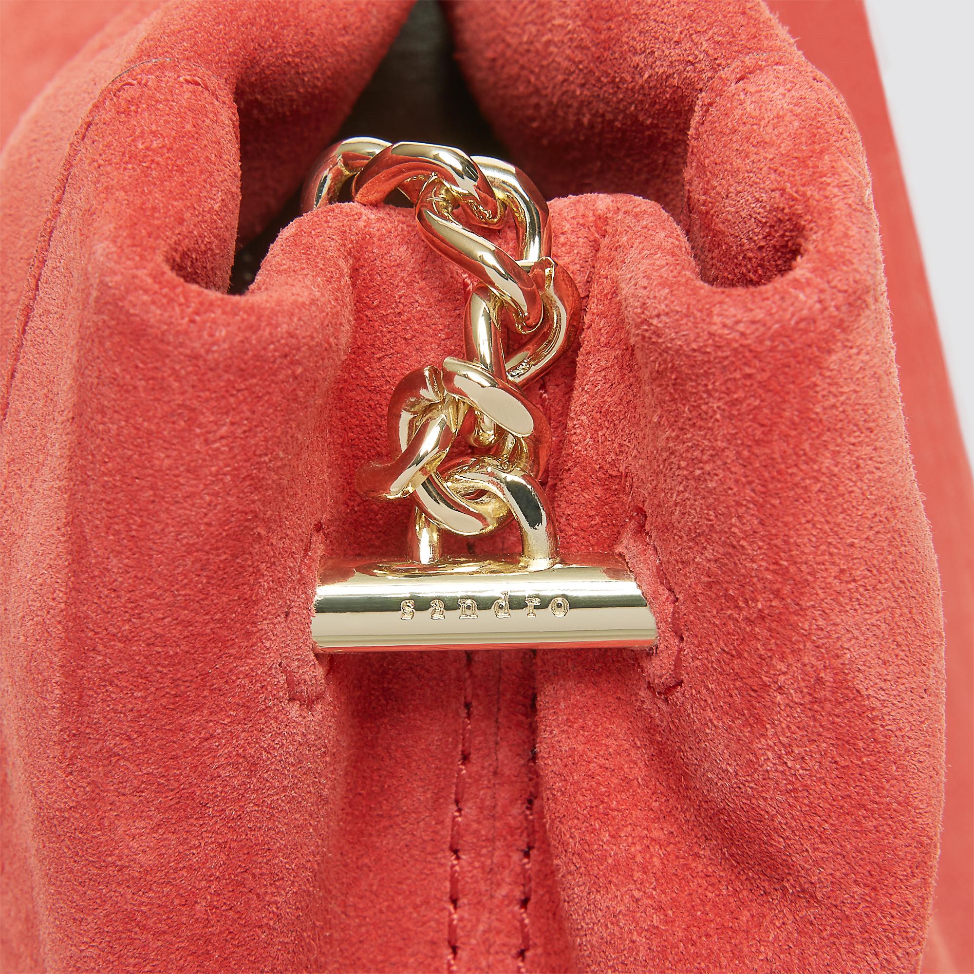 Borsa a secchiello Yza : Tutte le Borse colore Tamarindo