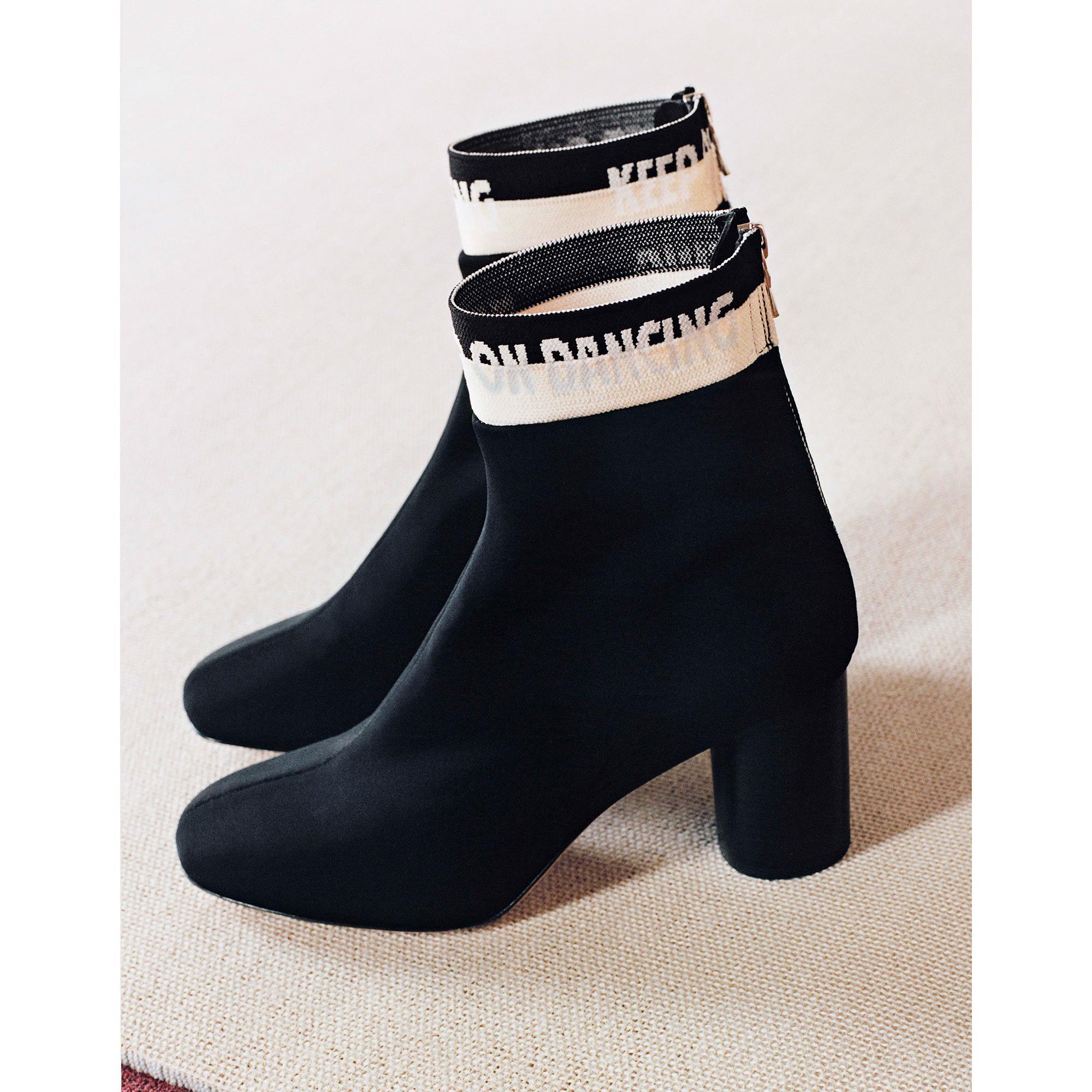 Stivali a calza Keep on dancing : Tutte le Scarpe colore Nero