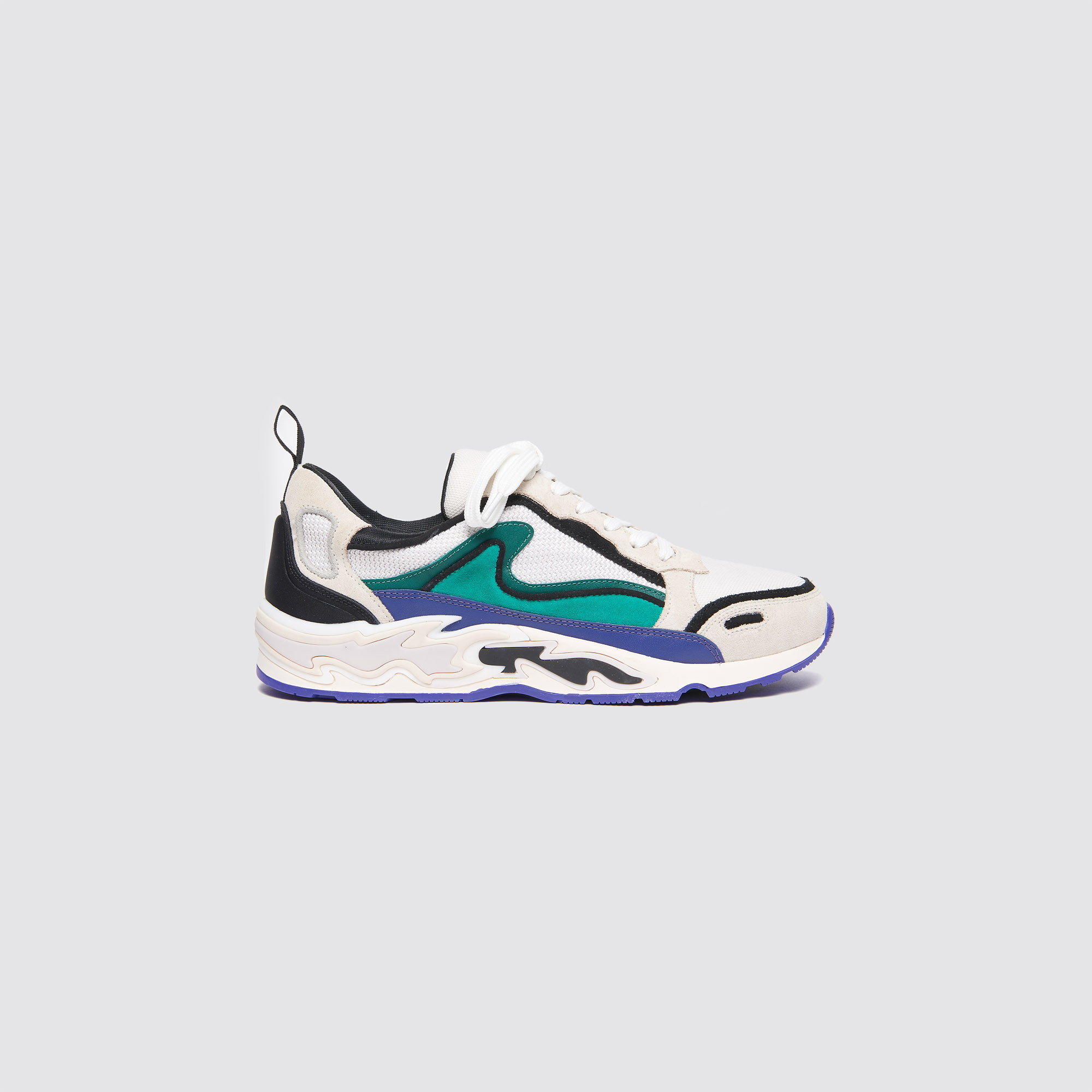 Sneaker con fiamme sulla suola : Collezione Estiva colore Viola